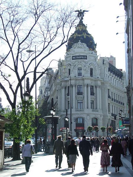 Archivo:Madrid edificio Metropolis.JPG